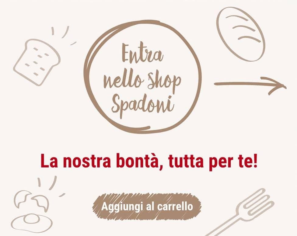 Slide ecommerce Molino Spadoni