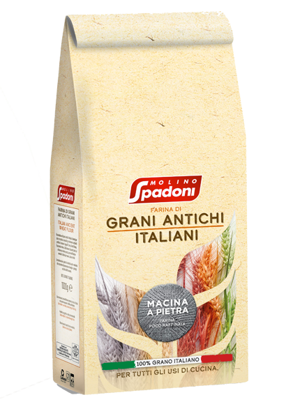 Italian ancient grain flour