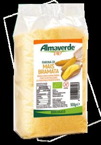 Bramata Organic Corn Flour