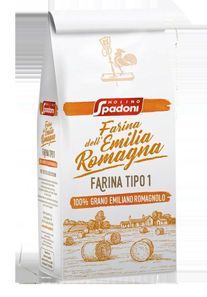 farina regionale emilia romagna