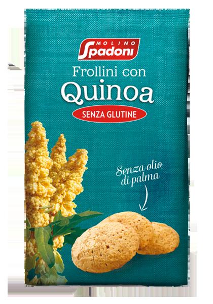 Frollini con quinoa Molino Spadoni
