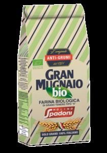 Gran Mugnaio organic flour - type