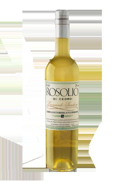 Liquore rosolio di cedro Spadoni