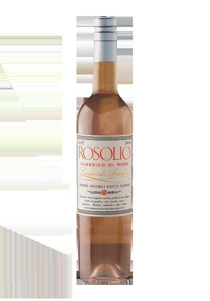 Rosolio di Rose liquore