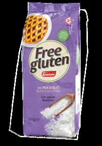 Gluten-free cake mix