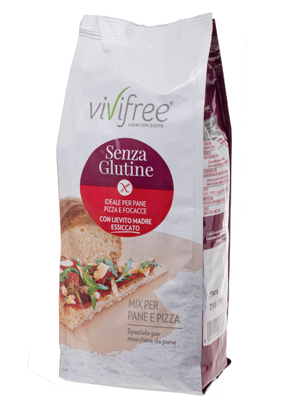 mix per pane pizza vivifree