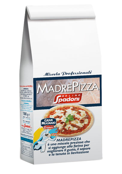 miscela professionale madre pizza