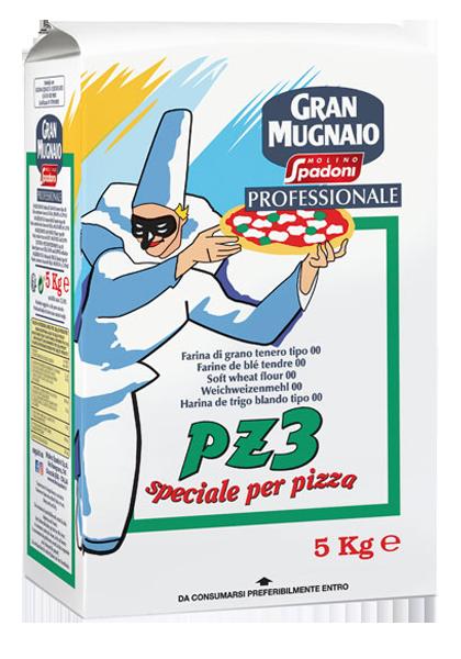 pizza classica professionale pz3