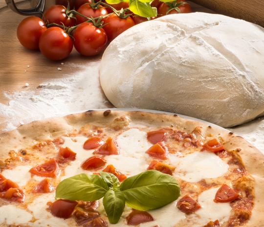 Ricetta pizza Molino Spadoni