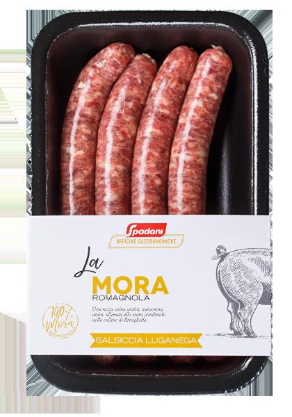 Salsiccia Luganega Molino Spadoni