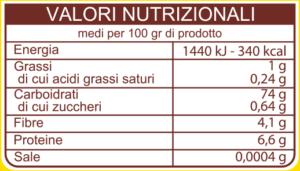 valori-nutrizionali-gran-mugnaio-bramata