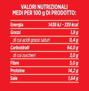 valori-nutrizionali-preparato-pane-dolomiti-molino-spadoni