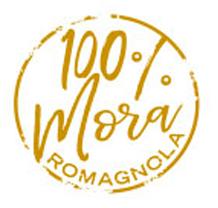 etichetta 100% Mora Romagnola