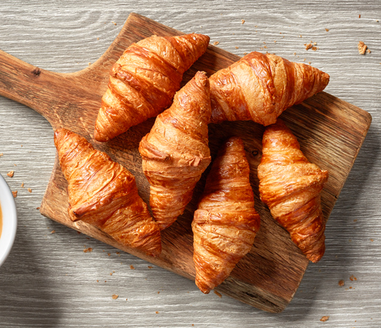 Brioches and Croissants recipes