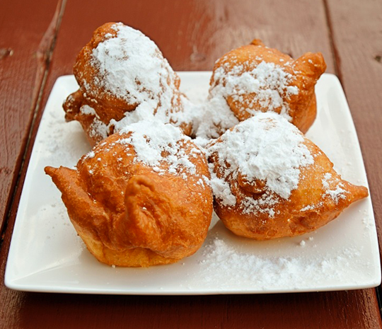 Chestnut Fritters recipes