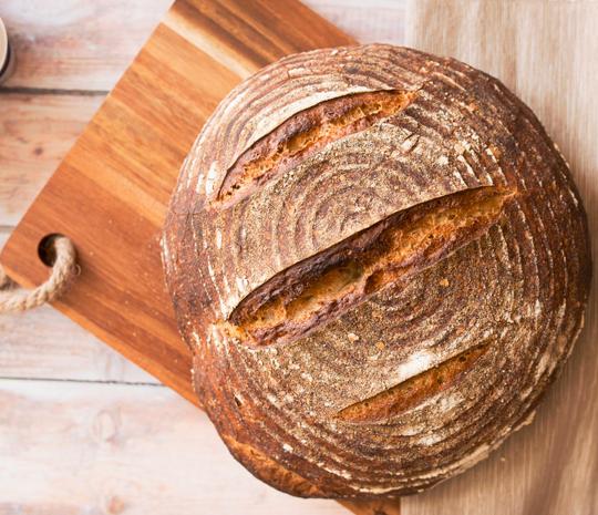ricetta per pane casalingo Molino Spadoni