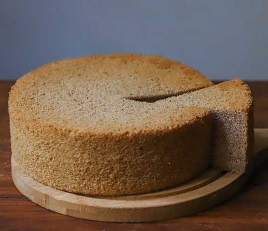 """Amor di Polenta"" Cake recipes"