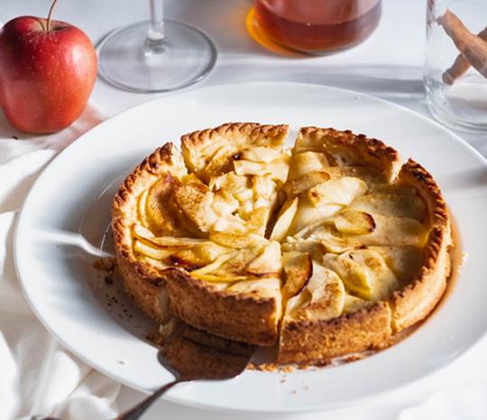 Ricetta Torta di mele e Yogurt Spadoni