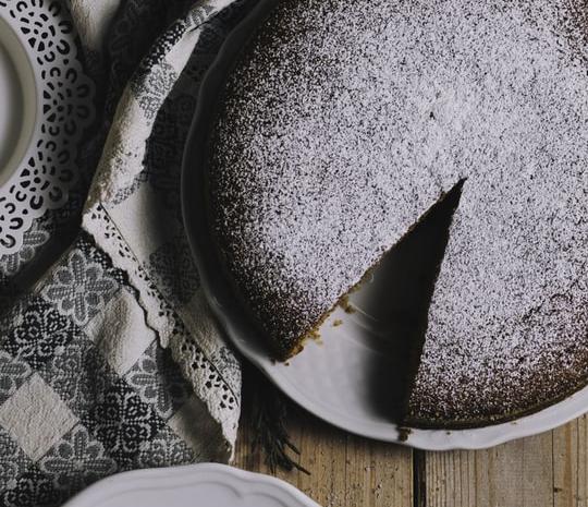 Torta con farine Integrale ricetta Molino Spadoni