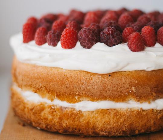 Torta paradiso Ricetta Molino Spadoni