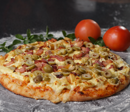 PZ3 Gran Mugnaio pizza recipes