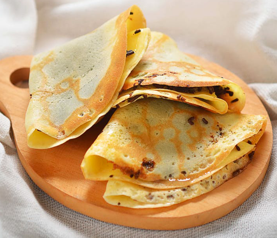 Chestnut Crepes recipes