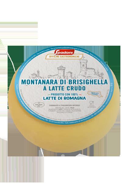Brisighella Raw Milk Montanara